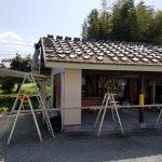 屋根工事のリフォームです